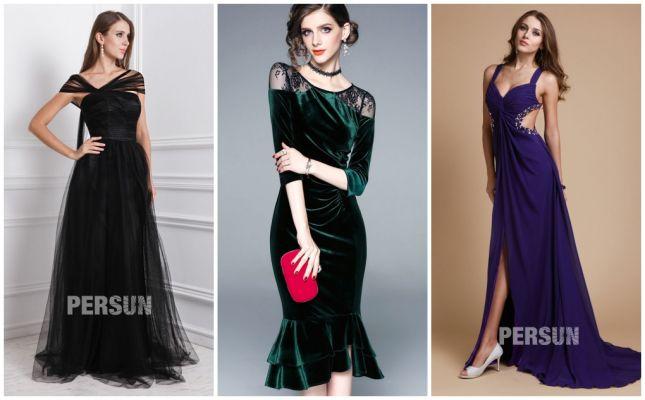 robe de bal elegante